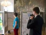 Natáčení na vědecké konferenci ve Valticích