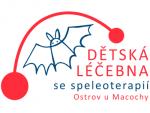 Logo Dětské léčebny se speleoterapií Ostrov u Macochy