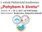 The logo of the pediatric conference