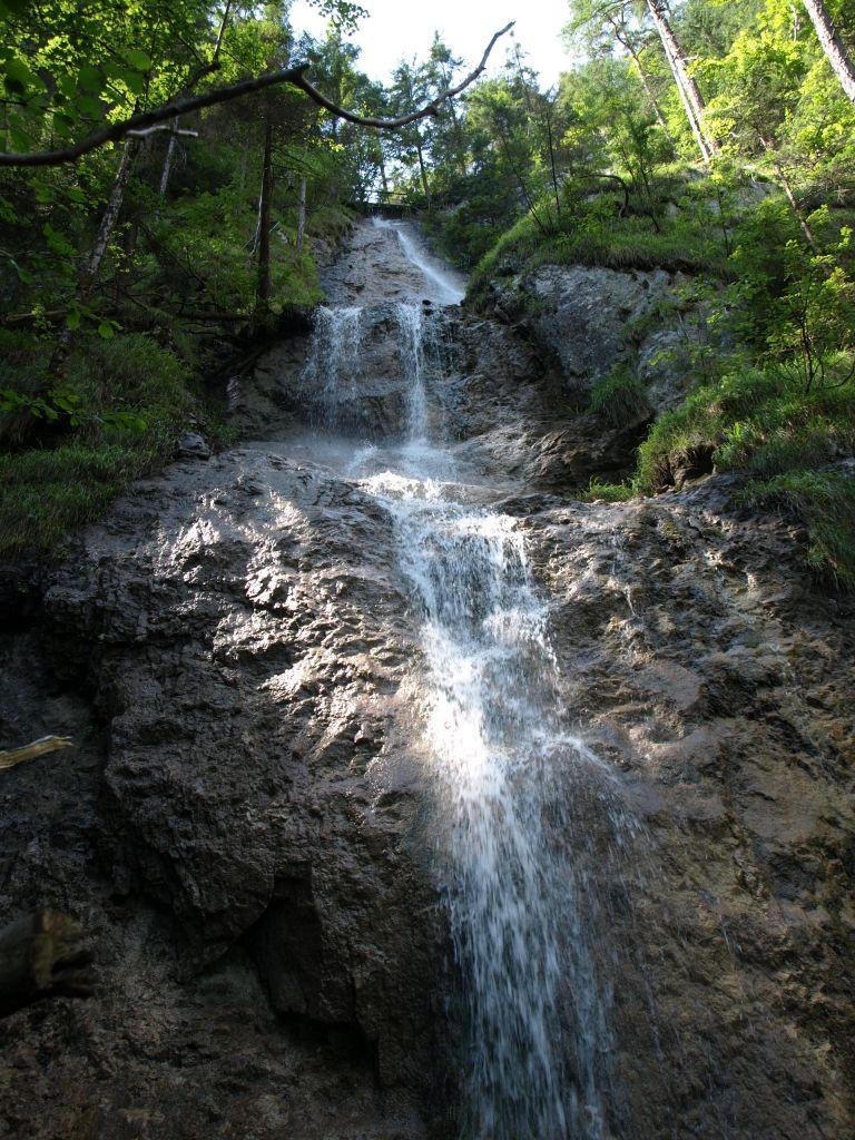 Vodopády Sokolí doliny