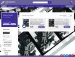 E-shop preview